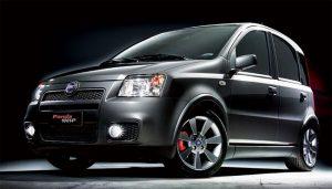 Fiat panda Athens car rental