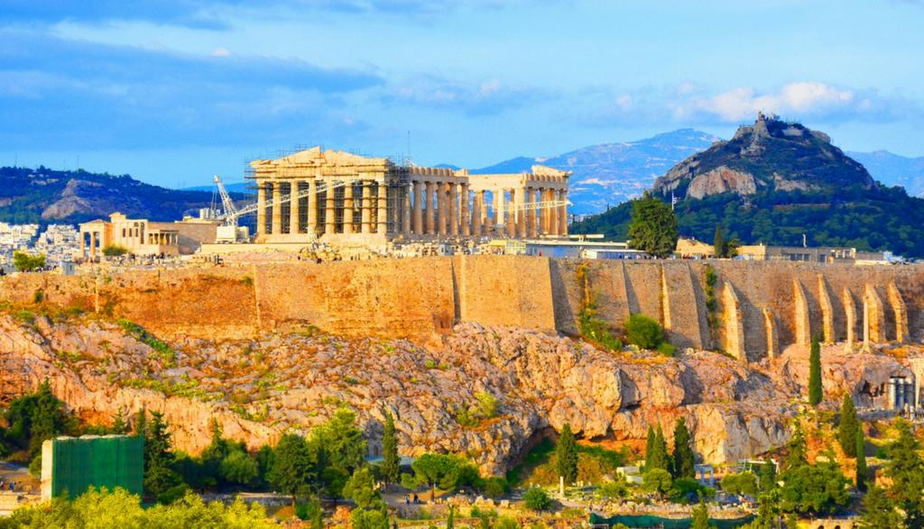 Cheap Car Hire Athens Airport Greece