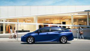 Toyota Prius hybric automatic
